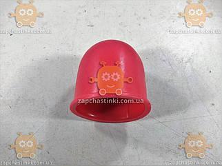 Колпак фаркопа (красный) на шар фаркопа
