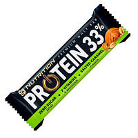 Батончик GoOn Protein 33%, 50 грамм Карамель