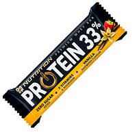 Батончик GoOn Protein 33%, 50 грамм Ваниль-малина