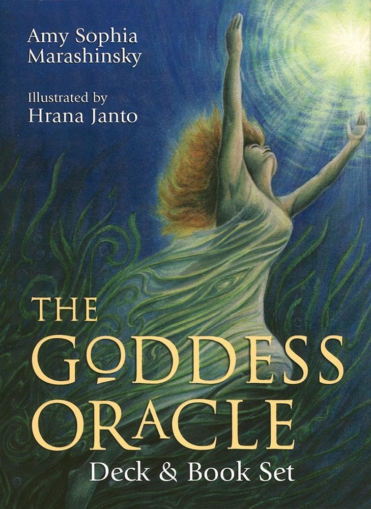 The Goddess Oracle Deck & Book Set/ Оракул Богинь