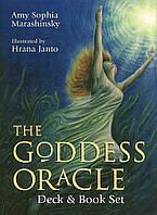 The Goddess Oracle Deck & Book Set/ Оракул Богинь, фото 1