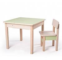 Столик с нишей (без стула) для детей, фото 1