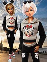 Одежда для кукол Барби - спортивный костюм, фото 1