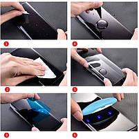Защитное стекло PowerPlant для Samsung Galaxy Note10+ SM-N975, 0.33mm (жидкий клей+УФ лампа) (GL607686), фото 2