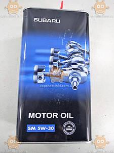 Масло моторное 5w-30 4л SUBARU (пр-во Premium Fanfaro Германия)