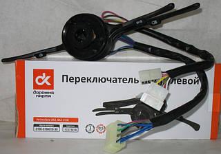 Переключатель подрулевой ВАЗ 2105_07 трехрыч. в сб