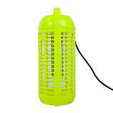Ламповый уничтожитель комаров MO-EL CRICRI 300 Fluo Green (до 50 м2, сертификат), фото 3