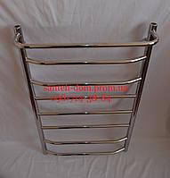 Полотенцесушитель водяной для ванной комнаты  Трапеция 500*1000мм нержавеющая сталь