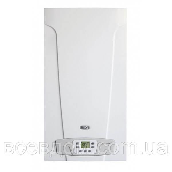 Котел газовый Baxi Eco 4 S 24 10 F + комплект дымохода