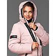 Женское зимнее пальто  спортивного стиля, фото 5
