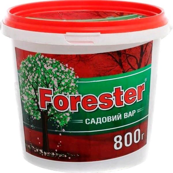 Садовый вар Forester 800 г, Агрохимпак  для обработки деревьев
