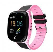 Детские смарт часы HW11 Розовые