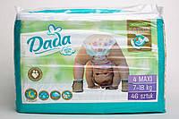 Dada подгузники Extra Soft 4 Maxi (7-18 кг) 46 шт