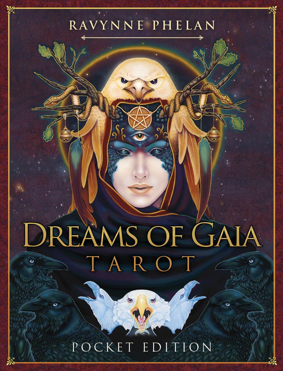 Dreams of Gaia Tarot (Pocket Edition)/ Таро Мечты Гайи (карманное)