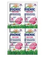 «Picnic» Baby  Пластины от комаров  10 шт.