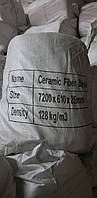 Маты из керамического волокна 1260 град (7200х610х25 мм, 128 кг/м3)
