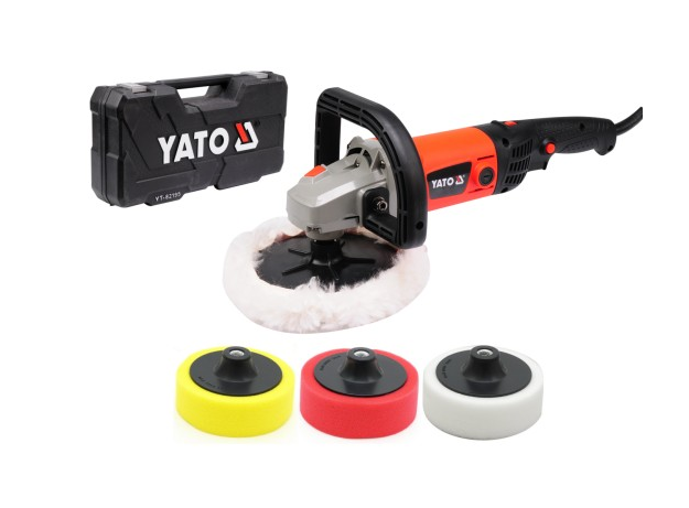 Шлифовальная, полировальная машина YATO 82195