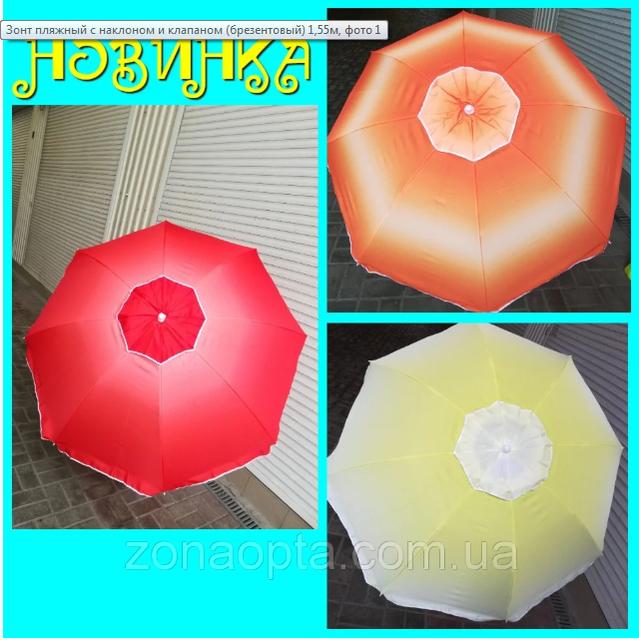 Пляжные зонты, коврики