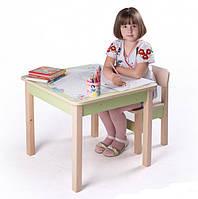 Столик парта детская трансформер Креатив, фото 1