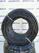 Крапельний полив. Трубка багаторічна Ø16мм.(крок 25 см)\бухта 100м\ Туреччина Evci Plastik