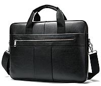 """Сумка мужская портфель """"Дипломат 2"""" из натуральной кожи модель 2020 года"""