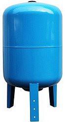 Гідроакумулятор VOLKS pumpe вертикальний 150л 10 bar