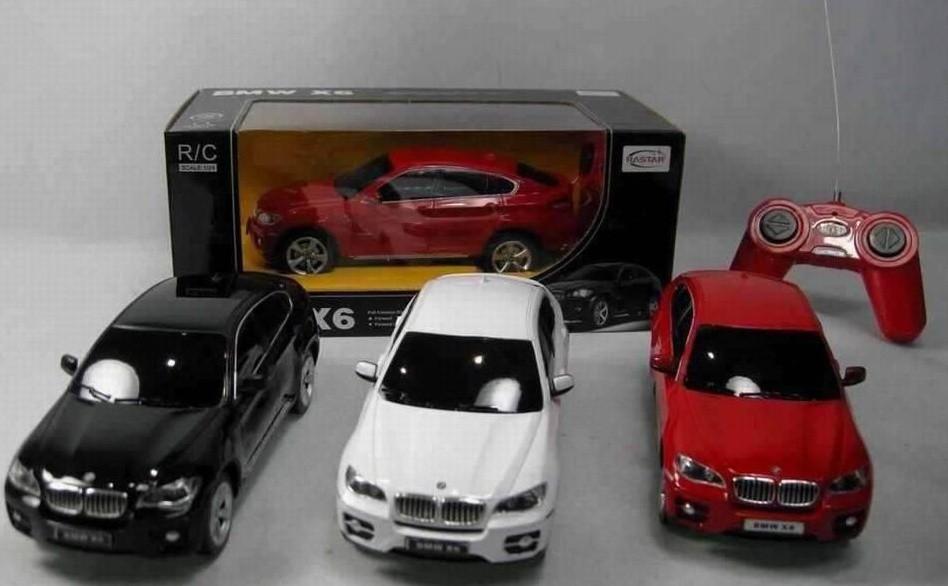 Rs. Машинка 1:24 на упр. BMW X6 3 асс RASTAR - Интернет магазин посуды Vilka в Одессе
