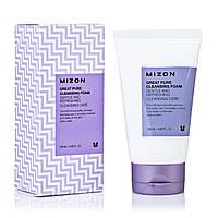 Пенка для умывания Mizon Great Pure Cleansing Foam, 120 мл