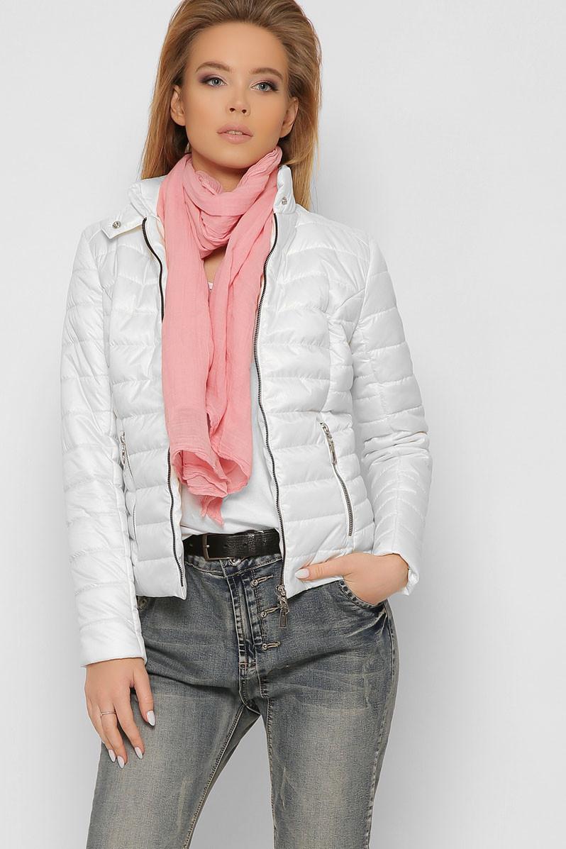 Женская демисезонная короткая куртка