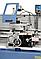 Titan 660 x 1500 Vario УНИВЕРСАЛЬНЫЙ ТОКАРНЫЙ СТАНОК ПО МЕТАЛЛУ С БЕССТУПЕНЧАТОЙ РЕГУЛИРОВКОЙ СКОРОСТИ Bernard, фото 3