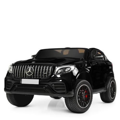 Электромобиль Mercedes M 4177EBLRS-2 черный крашенный
