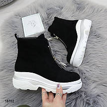 Ботинки на платформе женские, фото 3