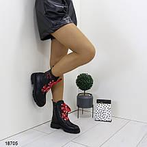 Ботинки на небольшом каблуке, фото 3