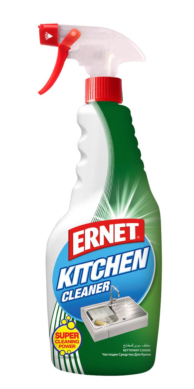 Средство для чистки кухни Ernet 750 мл