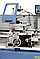 Titan 800x3000 Vario УНИВЕРСАЛЬНЫЙ ТОКАРНЫЙ СТАНОК ПО МЕТАЛЛУ С БЕССТУПЕНЧАТОЙ РЕГУЛИРОВКОЙ СКОРОСТИ Bernardо, фото 3