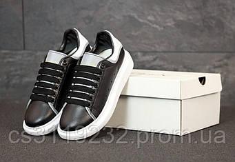 Чоловічі кросівки Reflective (чорні)