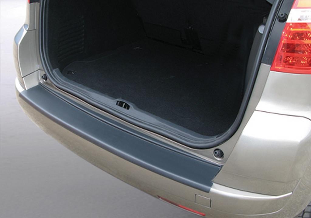 rbp259 Пластиковая защитная накладка заднего бампера для Citroen C4 Picasso 2006-2013, фото 3