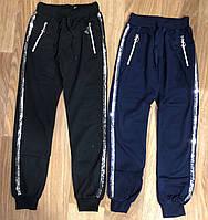 Спортивные штаны для девочек оптом, S&D, 134-164 см,  № CH-6008
