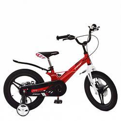 """Велосипед детский PROFI Hunter 18"""" LMG18233 красный"""