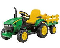 Детский трактор электромобиль Peg-Perego John Deere Ground Force (IGOR0047)