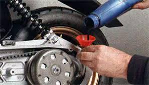 Как часто вы должны менять масло на скутере?