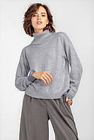 Базовый cdtnkj cthsq свитер с акцентными манжетами , размер 42-52, фото 1