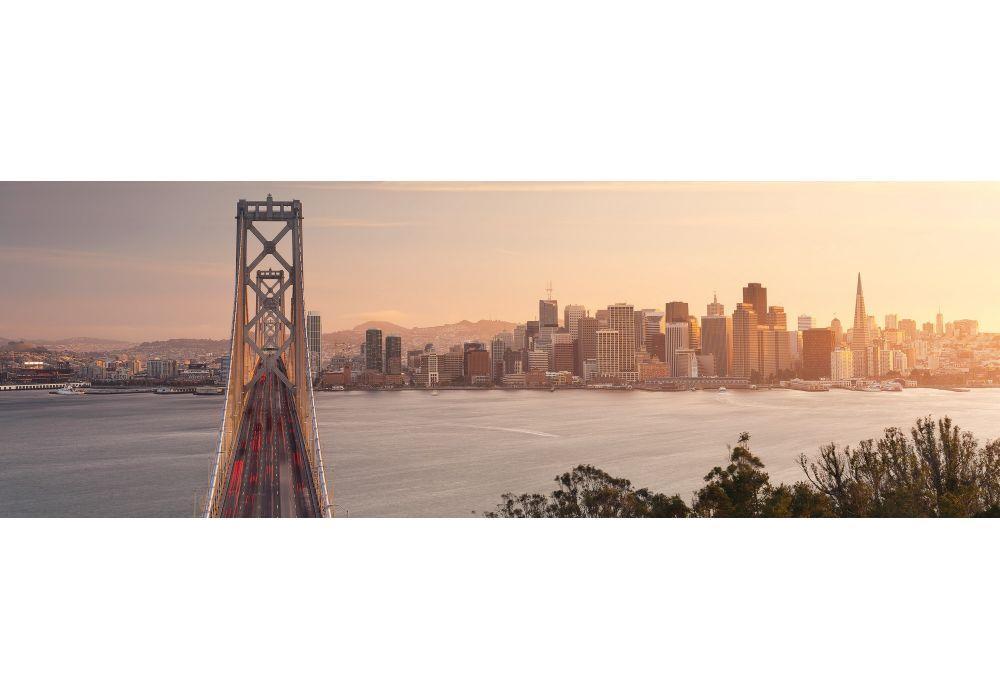 Фотошпалери Komar XXL2-055 California Dreaming (Мрії про Каліфорнію) 3,68х1,24