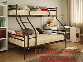 SMART - металлическая кровать ТМ МЕТАКАМ
