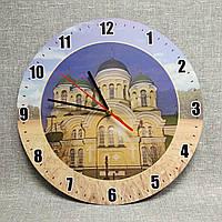 Часы настенные Церковь