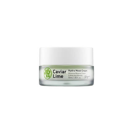 Суперувлажняющий крем с экстрактом лайма Too Cool For School Caviar Lime Hydra Moist Cream, 55 мл, фото 2