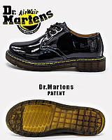 Женские туфли Dr. Martens Classic Patent black. [Размеры в наличии: 36,37,39,40]