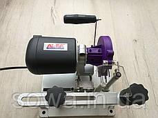 Заточной станок для победитовых дисков AL-FA ALS8  ( 800Вт ) Гарантия качества, фото 2