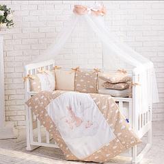 Балдахін для дитячого ліжечка Akvarel