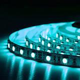 Светодиодная лента Professional 12v 5м 5050-60 IP20 RGB, фото 7